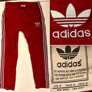 Adidas Trefoil Track Pants 3 Stripes Hip Hop Era M